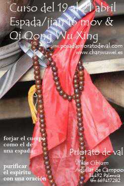 espada rosario curso abril